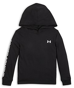 Under Armour Boys' Benchmark Hoodie - Little Kid