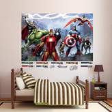 Fathead Avengers Assemble Mural Wall Decal