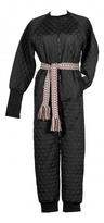 Thumbnail for your product : Norma Kamali Black Polyester Jumpsuits