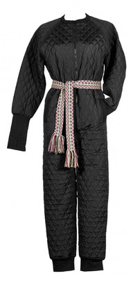 Norma Kamali Black Polyester Jumpsuits