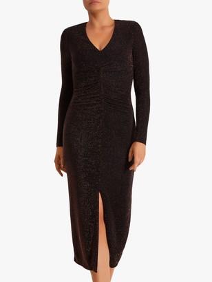 Fenn Wright Manson Cadice Dress, Rose Gold