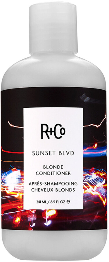 R+CO SUNSET BLVD Blonde Conditioner, 8.5 oz.
