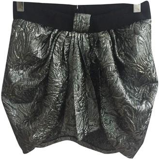 Isabel Marant Silver Skirt for Women