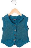 Little Marc Jacobs Girls' Rib Knit Vest