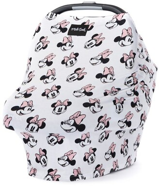 Milk Snob Multi Use Baby Car Seat Cover Minnie Mouse