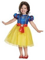 BuySeasons Disney Princess Girls' Classic Snow White Costume - S(4-6)