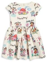 Halabaloo Baby's, Toddler's & Girl's Printed Dress
