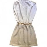 BA&SH Bash Ecru Cotton Dresses