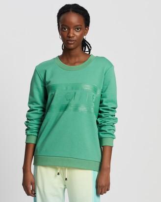 Cecilie Copenhagen Women's Green Sweats - Manila Sweat - Size S at The Iconic
