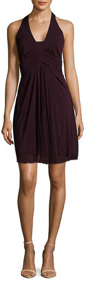 Karen Millen Wrapped Halter Dress