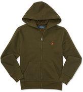 Ralph Lauren Boys' Full-Zip Fleece Hoodie