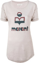Etoile Isabel Marant Marant T-shirt - women - Linen/Flax - M