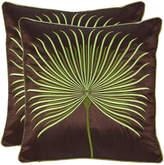 Safavieh Leste Set Of 2 Decorative Pillows