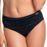 Fantasie Womens Versaillies Drapey Smoothing Swim Bottom Separates L