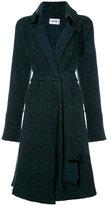 Lainey Keogh Womens marbled cardi-coat