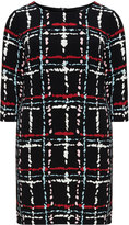 Apart Plus Size Check print dress