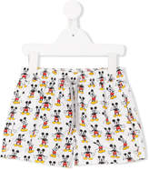 MC2 Saint Barth Mickey Mouse swim shorts