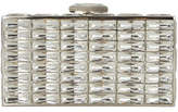 Judith Leiber Couture New Goddess Crystal Clutch Bag