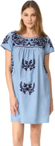 Roberta Roller Rabbit Parc Embroidered Dress