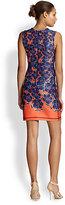 Cynthia Rowley Bonded Shift Dress