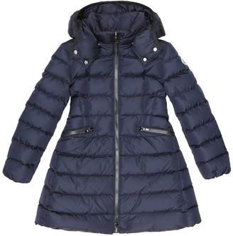 Moncler Enfant Charpal hooded down coat