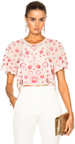 Needle & Thread Cherry Blossom Top