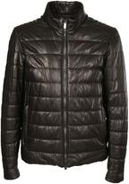 Tod's Double Zip Padded Jacket