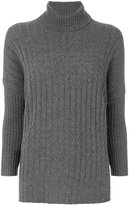 Jucca ribbed jumper