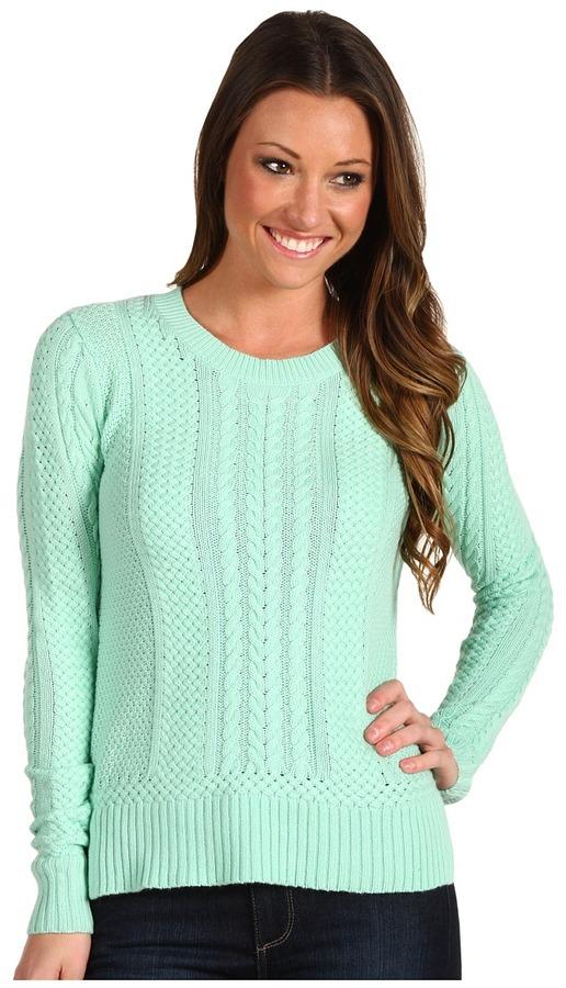 BCBGMAXAZRIA Kayne Sweater (Mint) - Apparel