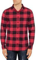 R & E RE: Overdye Buffalo Check Shirt