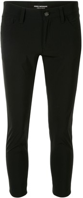 Junya Watanabe Skinny-Fit Cropped Trousers