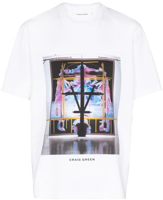 Craig Green Campaign print T-shirt