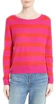 Joie Women's Cais Stripe Cashmere Sweater