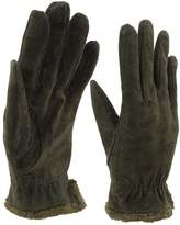Isotoner Casual Micro-lux Lining Gloves
