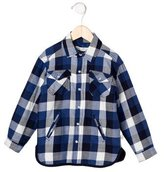 Stella McCartney Boys' Plaid Jacket