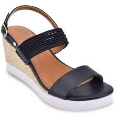 Bandolino Zane Modern Espadrille Sandal Women's Shoes