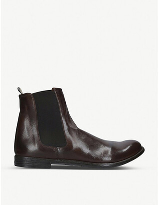 Officine Creative Arc leather Chelsea boots