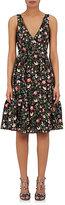 Erdem Women's Gaby Floral Sleeveless Dress