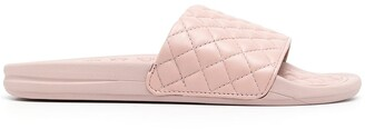 APL Athletic Propulsion Labs Lusso quilted slides