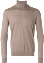 Pringle roll-neck jumper