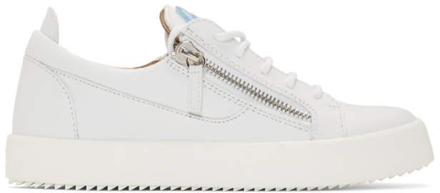 d2b8012c03ec8 Giuseppe Zanotti Men White Sneakers | over 200 Giuseppe Zanotti Men White  Sneakers | ShopStyle