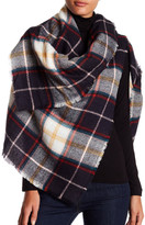 Collection XIIX Pop Color Checker Plaid Square Scarf