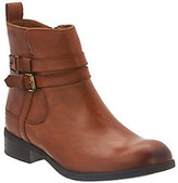 Clarks As Is Artisan Leather Waterproof Ankle Boots - Pita Austin