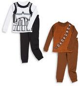 AME Sleepwear Two-Pack Star Wars Pajama Set