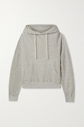RE/DONE Hanes Cotton-jersey Hoodie