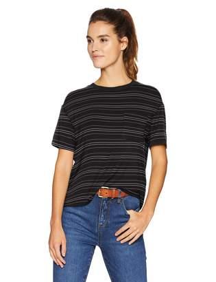 Daily Ritual Jersey Short-sleeve Boxy Pocket Tee Shirt