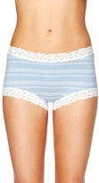 Jockey 'Parisienne' Cotton YDS Full Brief WXYF
