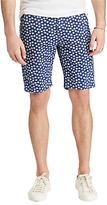Denim & Supply Ralph Lauren Floral Print Chino Shorts, Caswell Blue