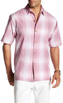 Tommy Bahama Tropic Wind Short Sleeve Original Fit Shirt