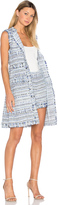 Thurley Blue Valentine Vest